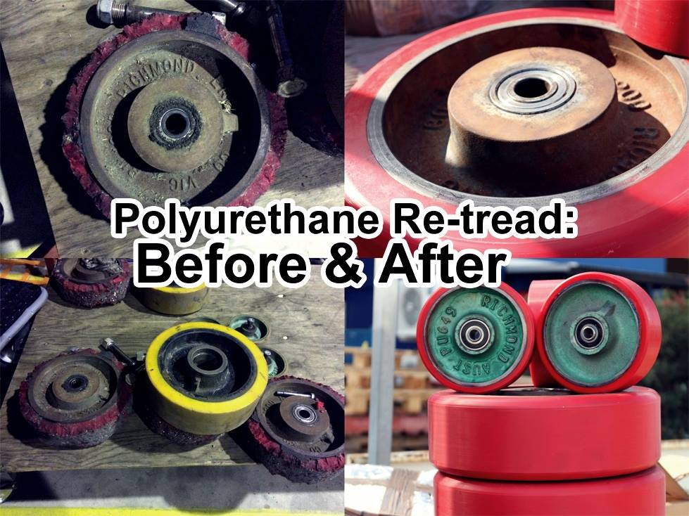 NEW High Quality Re-treading which can save significantly on cost of replacement!